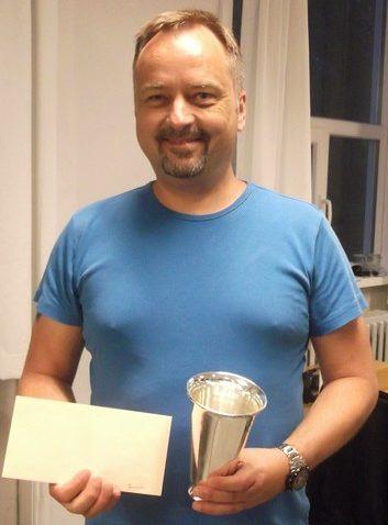 Eivind Østerby Ambøg - vinder af Løgumkloster Byturnering 2017