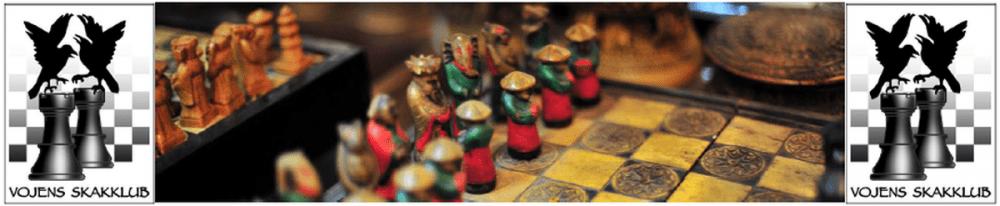 Vojens Skakklubs hjemmeside